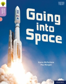 Oxford Reading Tree Word Sparks: Level 1+: Going into Space, Paperback / softback Book