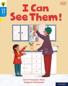 Oxford Reading Tree Word Sparks: Level 3: I Can See Them!, Paperback / softback Book