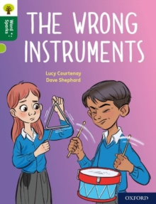 Oxford Reading Tree Word Sparks: Level 12: The  Wrong Instruments, Paperback / softback Book
