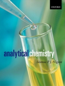 Analytical Chemistry, Paperback Book
