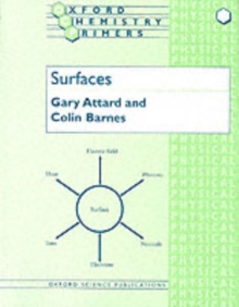 Surfaces, Paperback Book