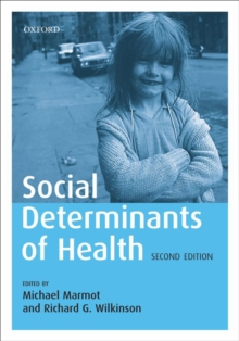 Social Determinants of Health, Paperback Book