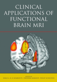 Clinical Applications of Functional Brain MRI, Hardback Book