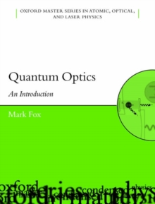 Quantum Optics : An Introduction, Paperback / softback Book