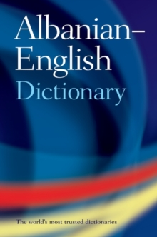 Oxford Albanian-English Dictionary, Paperback Book