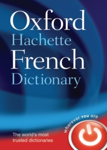 Oxford-Hachette French Dictionary, Hardback Book
