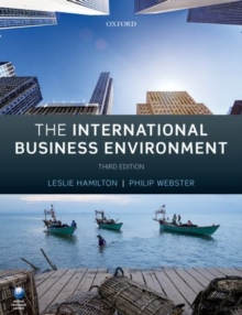 The International Business Environment, Paperback Book