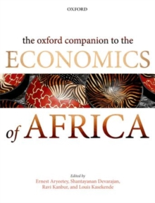 The Oxford Companion to the Economics of Africa, Paperback / softback Book