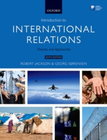 Introduction to International Relations : Theories and Approaches, Paperback / softback Book
