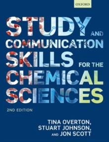Study and Communication Skills for the Chemical Sciences, Paperback Book