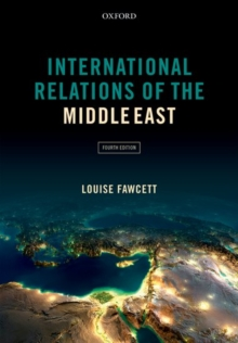 International Relations of the Middle East, Paperback / softback Book