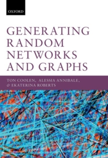 Generating Random Networks and Graphs, Hardback Book