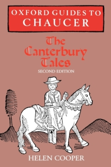 Oxford Guides to Chaucer: The Canterbury Tales, Paperback Book