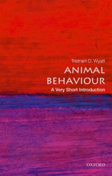 Animal Behaviour: A Very Short Introduction, Paperback Book