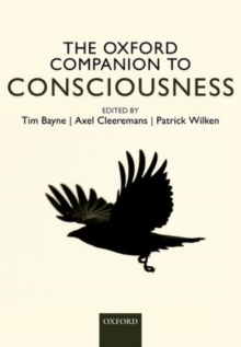The Oxford Companion to Consciousness, Paperback / softback Book