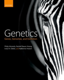 Genetics : Genes, genomes, and evolution, Paperback / softback Book