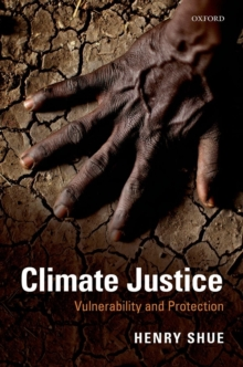 Climate Justice : Vulnerability and Protection, Hardback Book