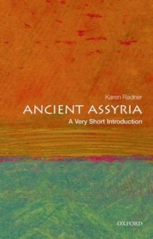 Ancient Assyria: A Very Short Introduction, Paperback / softback Book