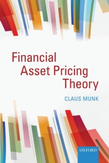 Financial Asset Pricing Theory, Paperback / softback Book