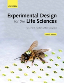 Experimental Design for the Life Sciences, Paperback Book