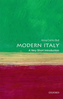 Modern Italy: A Very Short Introduction, Paperback Book