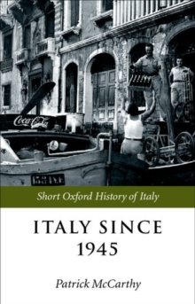 Italy Since 1945, Paperback Book