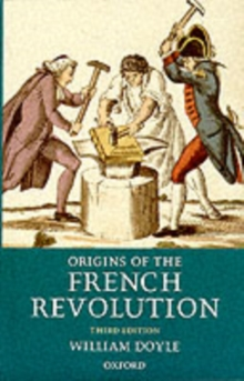 Origins of the French Revolution, Paperback Book