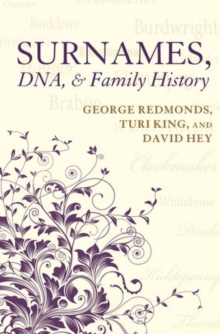 Surnames, DNA, and Family History, Paperback Book