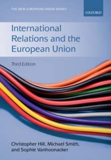 International Relations and the European Union, Paperback Book
