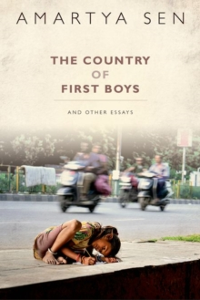 The Country of First Boys : And Other Essays, Hardback Book