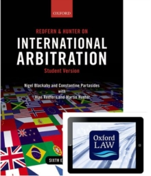 Redfern and Hunter on International Arbitration, Mixed media product Book