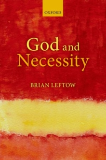 God and Necessity, Paperback / softback Book