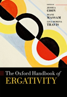 The Oxford Handbook of Ergativity, Hardback Book