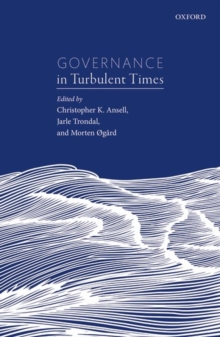 Governance in Turbulent Times, Hardback Book
