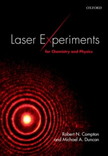 Laser Experiments for Chemistry and Physics, Paperback / softback Book