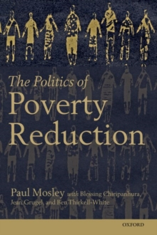 The Politics of Poverty Reduction, Paperback / softback Book