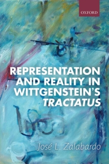 Representation and Reality in Wittgenstein's Tractatus, Hardback Book