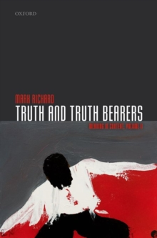 Truth and Truth Bearers : Meaning in Context, Volume II, Hardback Book