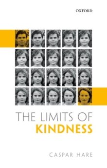 The Limits of Kindness, Paperback / softback Book