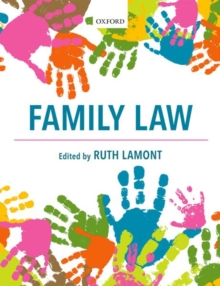 Family Law, Paperback / softback Book