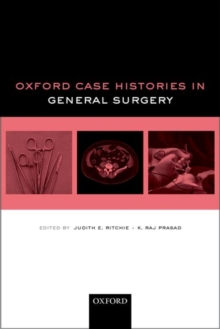 Oxford Case Histories in General Surgery, Paperback Book