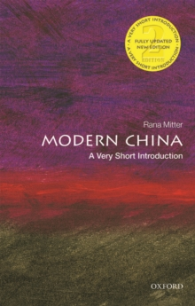 Modern China: A Very Short Introduction, Paperback Book