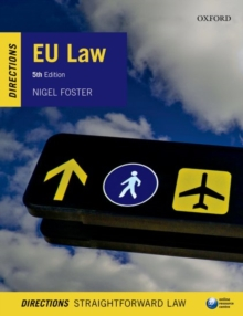 EU Law Directions, Paperback Book