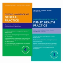 Oxford Handbook of General Practice and Oxford Handbook of Public Health Practice Pack, Multiple copy pack Book