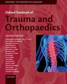 Oxford Textbook of Trauma and Orthopaedics, Paperback / softback Book