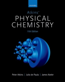 Atkins' Physical Chemistry, Paperback / softback Book