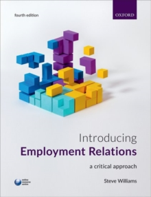 Introducing Employment Relations, Paperback / softback Book