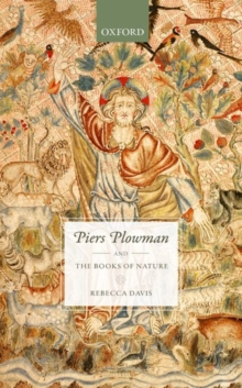 Piers Plowman and the Books of Nature, Hardback Book