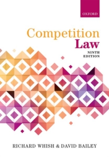 Competition Law, Paperback Book