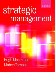 Strategic Management : Process, Content, and Implementation, Paperback Book